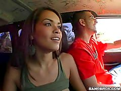 Daisy Marie - Bang Bros Bang Bus - Pushing Up Daisy