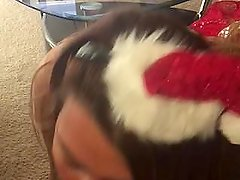 Jay Rose as Mrs Clause fucking her chubby friend