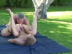 Dad and Son Fuck