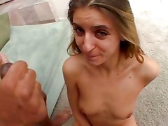 Veronica Stone gets horny thinking of the black avenger in her twat