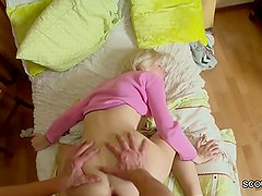 Petite Sister Want to Lost Virgin and StepBro