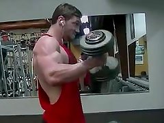 Bodybuilder Kaman Sheldon