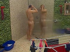 Big Brother Shower Reality TV
