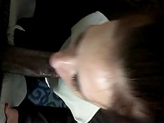 18 yr old Deepthroat BBC Blow job 2016