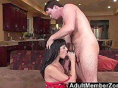 AdultMemberZone  Lola Banks Gets a Surprise