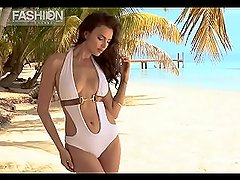 Irina Shayk - Beach Bunny Photoshoot Spring Summer 2014
