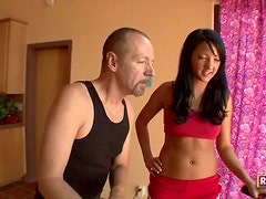 Deena Daniels Getting Drilled By Her Horny Exercise Instructor