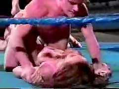 Nude Mixed Wrestling 1