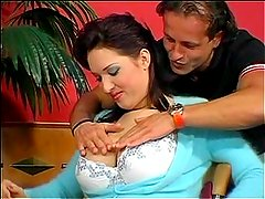 Big Boobs Lonely Stepmom Cheating On Her Husband