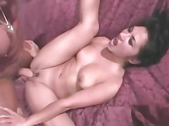 Roxy Jezel takes this hard dick deep in her wet slot