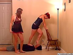 Apprentice Trample Passout