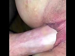 Accidental CREAMPIE Step Sisters Pussy while parents asleep!