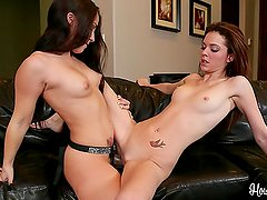 Naughty Babes Kiera Winters And Lola Foxx