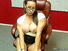 Denise Masino - Momma Tits Clip - Female Bodybuilder