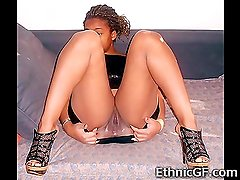 Real Teen GFs From Africa!