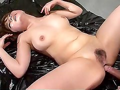 Wild fuck sensations for obedient babe Meina