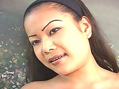 Asian Slut Has Very Hungry Mouth