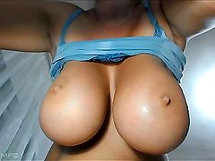 Huge Tits MILFs on Webcamera - Visit my PROFILE to see her on webcam