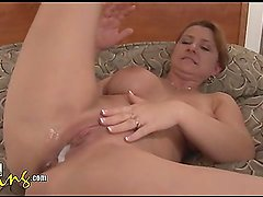 Amateur Husband Enjoys Wife's Sloppy Seconds