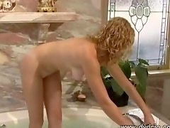 Teen Beauty Lana Rose Finds Bathing Is Much Better With A Guy Banging Her Hot Pussy From Below
