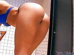 Monica Mattos is a naughty little Latina slut