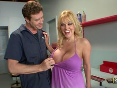 Nothing Like Fucking A Blonde Milf With Big Tits Like Harmony Bliss