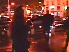 Karen Lancaume Naked On Street