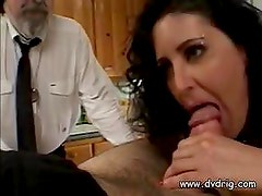 Perverted Husband Makes His Wife Isabel Spread