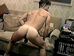 Solo Butt Plugging Action For Th