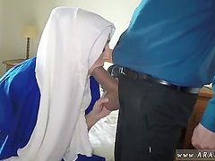 Moroccan arabic girl and arab coach Meet