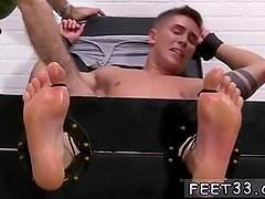 Gay bears first time sex Sebastian Tied Up