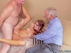 Young sucking old cock xxx Frannkie And The