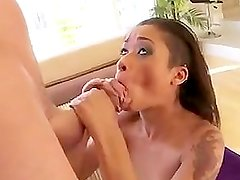 Anal in the Wonderful big white cock