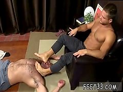 Sexy feet with dicks hot college student