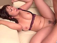 Wakaba Onoue serious porn play along a younge