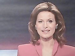 Anouschka Horn,German Newsreader
