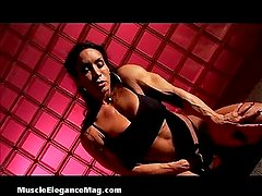 Denise Masino 39 - Female Bodybuilder