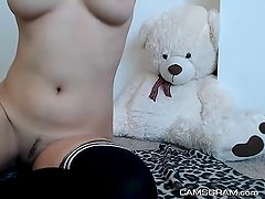 Lustful Busty Model Will Make You A Bonner