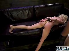 Teen threesome double creampie hot small