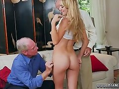 French old man xxx lady showing ass Molly