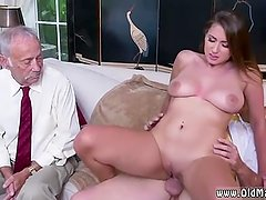 Teen couple filming themselves hot french