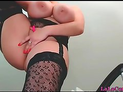 Sex Online LaLaCams.com BBW Squirts Like A