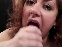 Alyssa Allure POV blowjob
