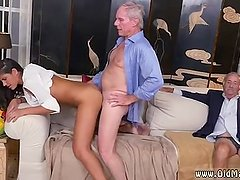 Old man strapon xxx young swingers Going