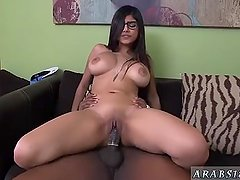 Arab naked in bathroom first time Mia