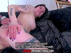 Pegas Productions - Hardcore Anal Ass-to-Mouth Fuck for Amateur Couple