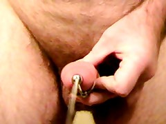 Gates of Hell Penis Plug Orgasm Cumshot 2