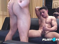 European Studs With Ripped Bodies and Monster Cocks