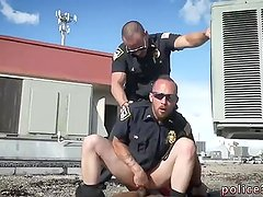 Hot sexy naked police  man cops