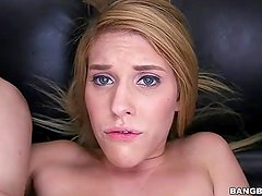 Amateur Bella Young Gets Suck Dick Creamed